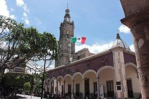 Salamanca, Guanajuato - Salamanca's municipal building