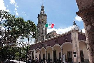 Salamanca, Guanajuato City in Guanajuato, Mexico