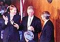 President Bill Clinton with legislators.jpg