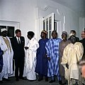 President John F. Kennedy with Parliamentary Delegation from Nigeria (06).jpg