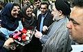 President Mohammad Khatami, Correspondents' Dinner party (3 8404230040 L600.jpg