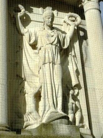 Preston Cenotaph - Image: Preston Cenotaph 7