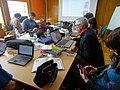 Primeiro wikimaratón do Día Internacional da Muller Ourense 1.jpg