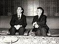 Primirea la Nicolae Ceaușescu a lui Eduardo Frei Montalva, liderul Partidului Democrat Creștin din Chile.(30 iunie 1972).jpg