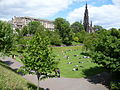 Princes Street Gardens, Jubilee Weekend, June 2012 (7336310500).jpg