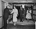 Prinses Beatrix vertrekt per Rotterdam naar Amerika, Bestanddeelnr 910-6425.jpg
