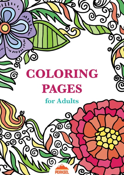 picture about Free Printable Coloring Pages for Adults Pdf titled Document:Printable Coloring Web pages for Grown ups - Absolutely free Grownup