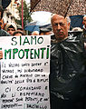 Protesta di un Elettore - Italian general election, 2008.jpg