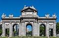 Puerta de Alcalá, Madrid, España, 2017-05-18, DD 14.jpg