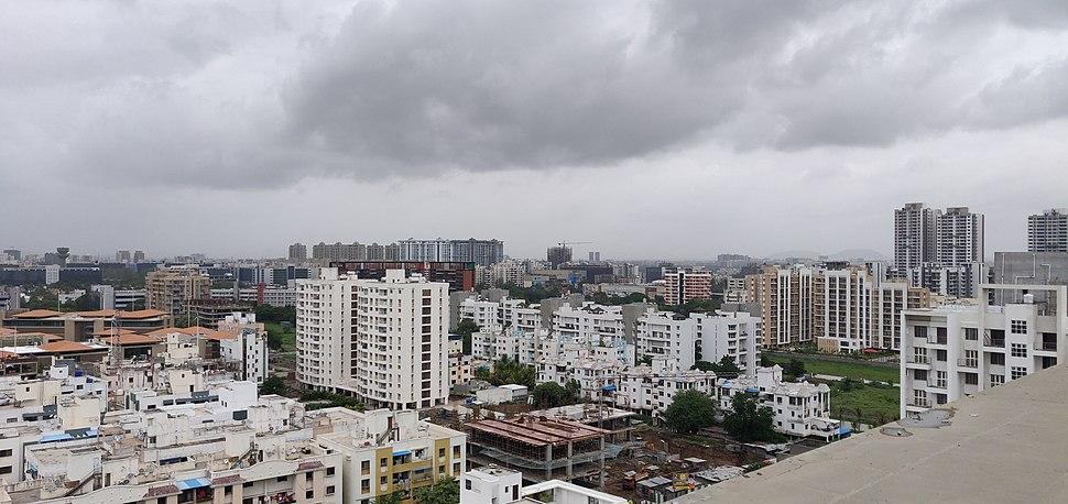 Pune Skyline 2018
