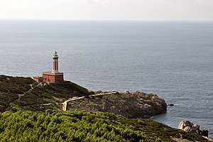 Punta Carena Lighthouse - Punta Carena Lighthouse