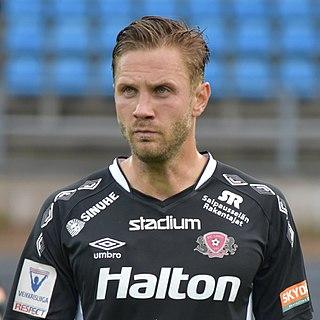 Pyry Kärkkäinen Finnish footballer
