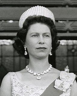 Queen Elizabeth II 1963
