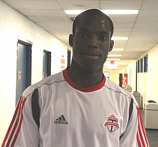 Quillan Roberts Canadian soccer player