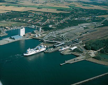 Sådan kommer du til Rødbyhavn med offentlig transport – Om stedet