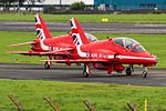 RAF Red Arrows at Prestwick Airport (29686328001).jpg