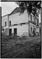REAR - Orleans Ball Room, 717 Orleans Street, New Orleans, Orleans Parish, LA HABS LA,36-NEWOR,85-2.tif