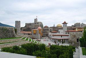 Akhaltsikhe - Rabati Castle in Akhaltsikhe