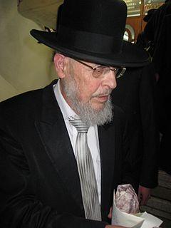 Yitzchok Ezrachi rabbi