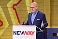 Radio host and media correspondent Michael Smerconish speaks at the first New Way California event in Los Angeles (39150518820).jpg