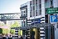 Radisson Blu Plaza Hotel Oslo entrance.jpg