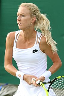 Urszula Radwańska Polish tennis player