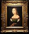 Raffaello Sanzio, Ritratto di gentildonna, detto La Muta, (1505-1509) 02.jpg