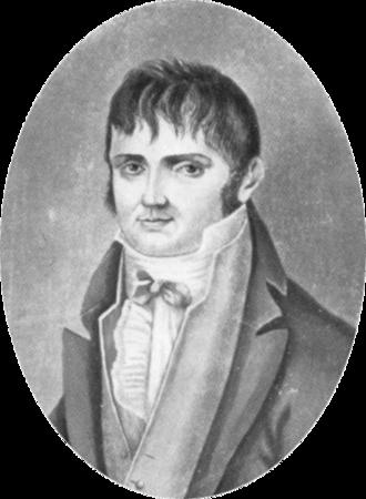 Constantine Samuel Rafinesque - Image: Rafinesque Constantine Samuel 1783 1840