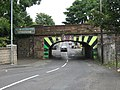 Railway Bridge at Dunmurry - geograph.org.uk - 53611.jpg