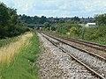 Railway line at Colwick - geograph.org.uk - 1389644.jpg