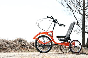 Handcycle - Hand trike