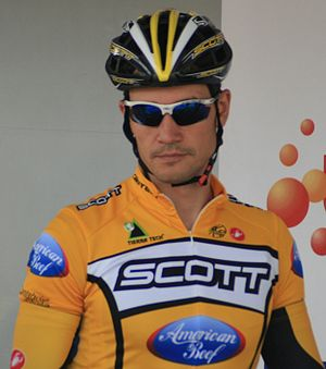 Raivis Belohvoščiks - Belohvosciks at the Eneco Tour 2008