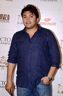 Rajesh kumar colors indian telly awards.jpg
