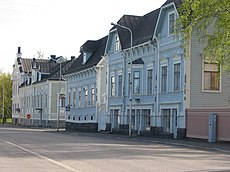 Oulun Historia