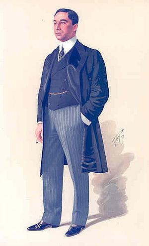 Emanuel Raphael Belilios - Raphael Emanuel Belilios Vanity Fair 6 January 1910
