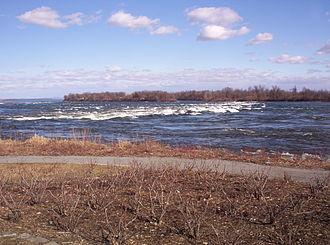 Lachine Rapids - The Lachine Rapids