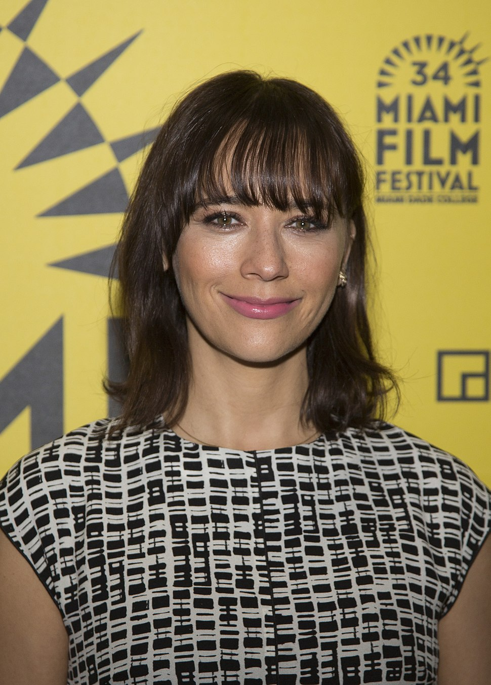 Rashida Jones at 2017 MIFF