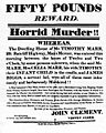 Ratcliffe Highway Murders Reward poster.jpg