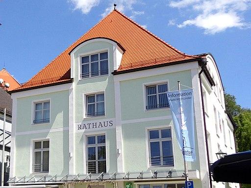 Rathaus Altomünster 2012
