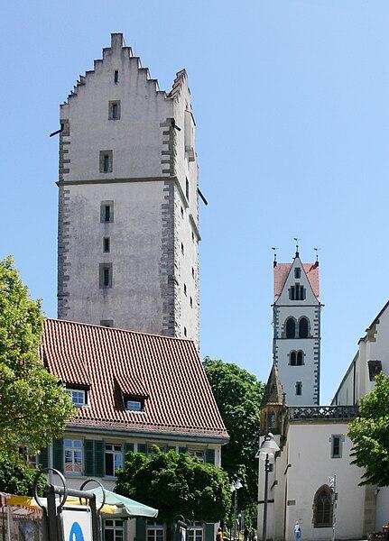 File:Ravensburg Frauentor und Liebfrauenkirche.jpg
