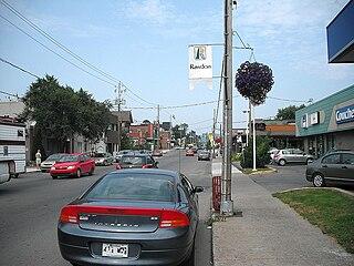 Rawdon, Quebec Municipality in Quebec, Canada