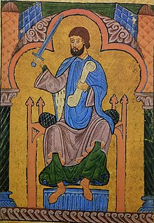 Raymond of Burgundy. Count of Galiza.jpg