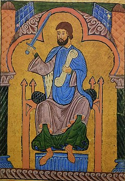 Raymond of Burgundy. Count of Galiza.jpg