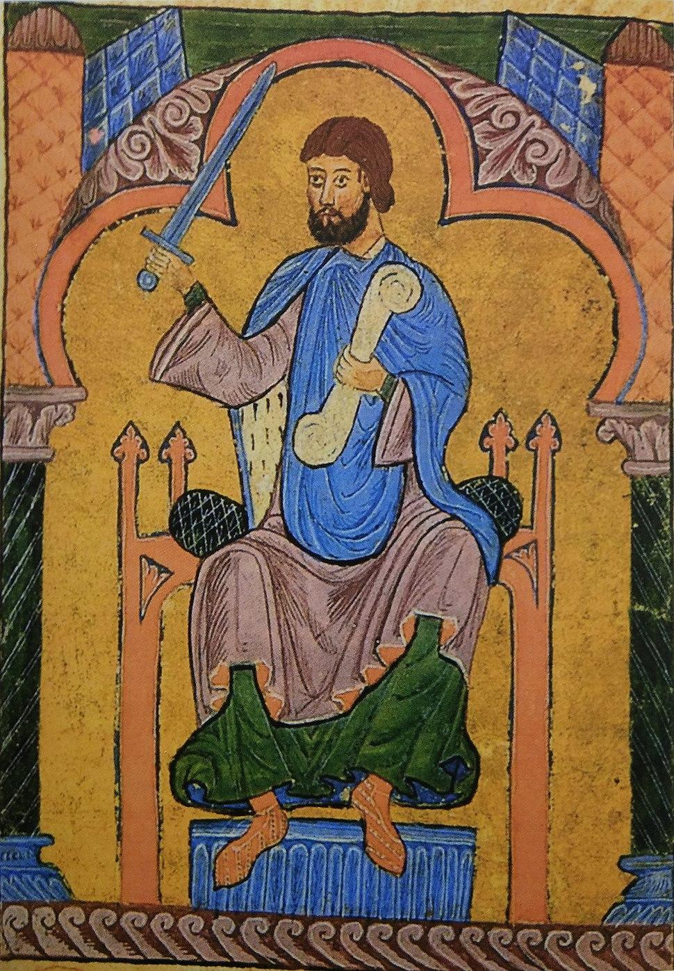 Raymond of Burgundy. Count of Galiza