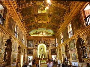Recife - Golden Chapel
