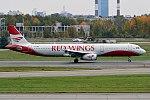Red Wings, VP-BRM, Airbus A321-131 (36970164034).jpg
