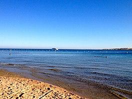 Küste des Roten Meeres, Bucht von Makadi.jpg