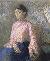 Redon - Portrait de Mademoiselle Jeanne Chaîne, 1903.jpg