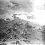 Redoubt Volcano, mountain glacier with bergschrund, September 4, 1977 (GLACIERS 6754).jpg