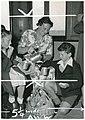 Refreshments on the ocean cruise to Broken Bay, South Steyne, December 1953 - Australian Women's Weekly photograph (6184566794).jpg